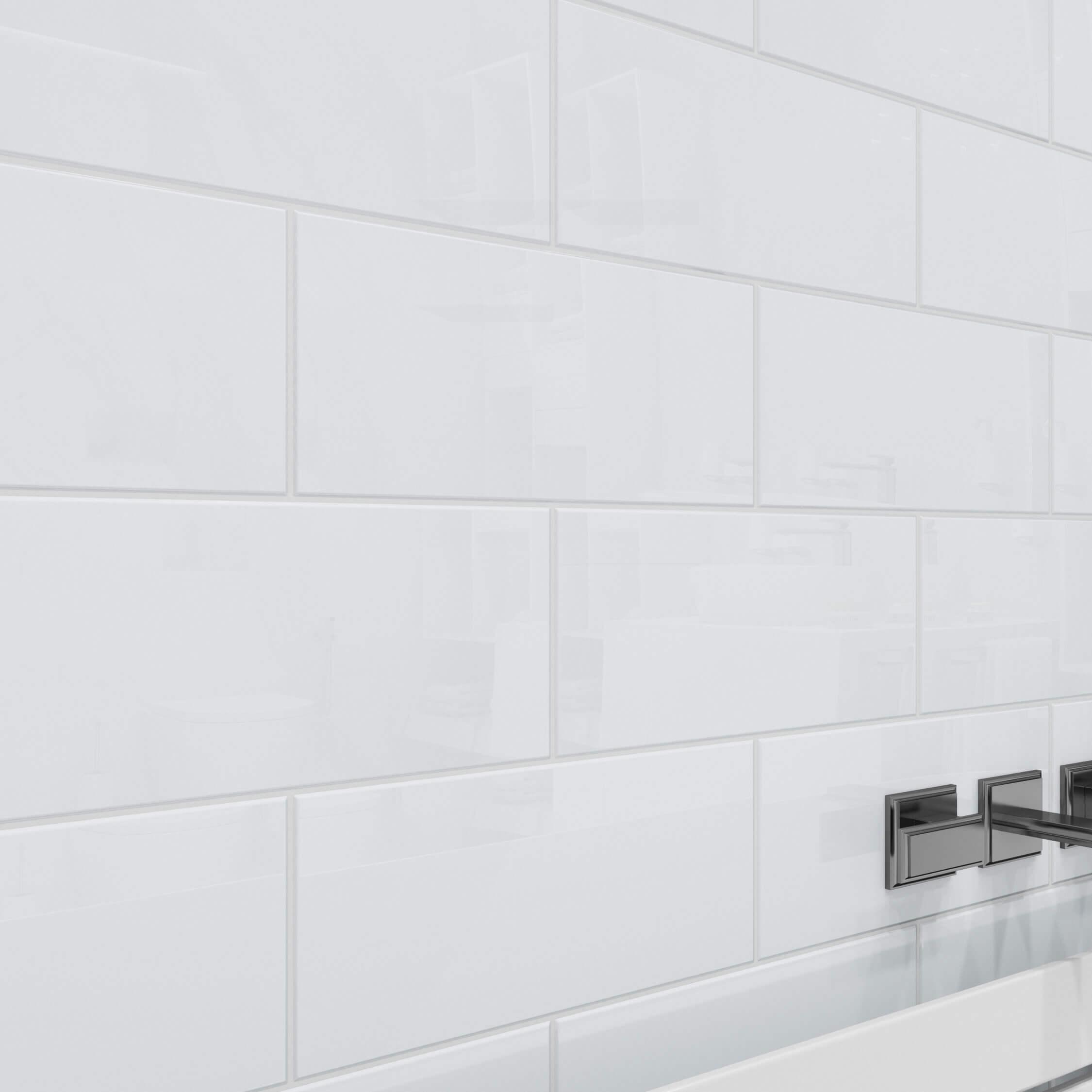 Giorbello Tile in use
